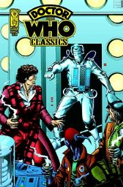 Doctor Who Classics Volume 2 #4 (2008) IDW Publishing comic book